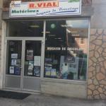 R.vial_Matériaux